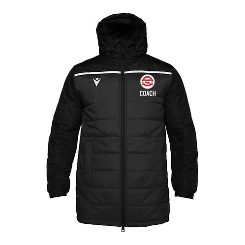 Govan Athletic Coach Vancouver Padded Coat Adult