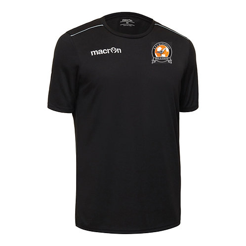 AFC Blackpool Rigel Training Shirt Black Adult