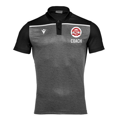 Govan Athletic Coach Jumeirah Polo Shirt Adult