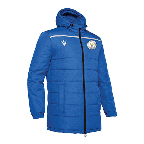 BJFF Vancouver Padded Coat Junior
