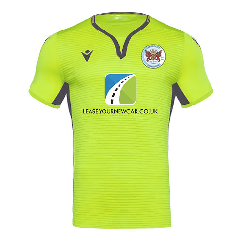 Carlisle City FC Replica Away Shirt Adult