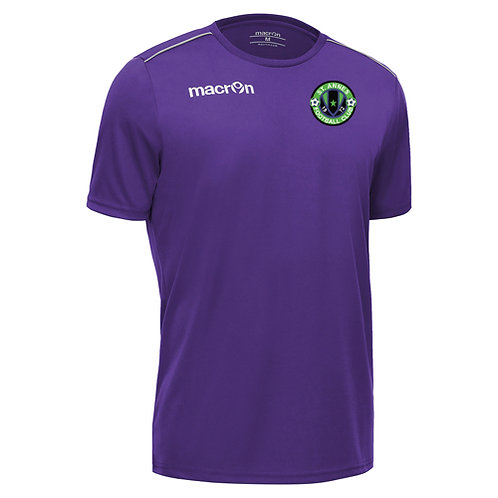 St. Anne's Rigel Training Shirt Adult - Purple