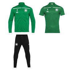 Cleator Moor Celtic FC TL Campione Travel Bundle Adult