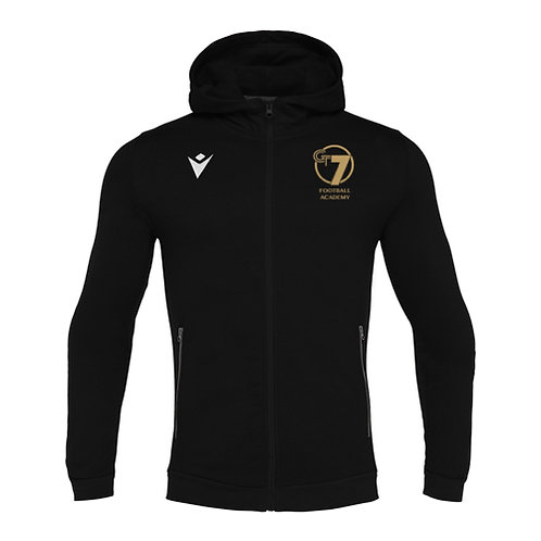 GT7 Cello Full Zip Hooded Sweatshirt Adult