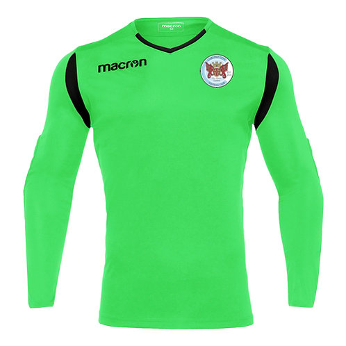 Carlisle City Antilia Padded GK Home Shirt Junior