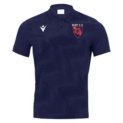 Bury C.C. Thavil Polo Shirt Junior