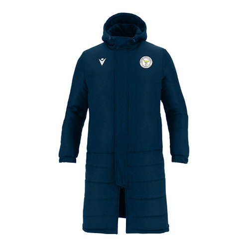 BJFF Turvey Long Padded Bench Jacket Adult