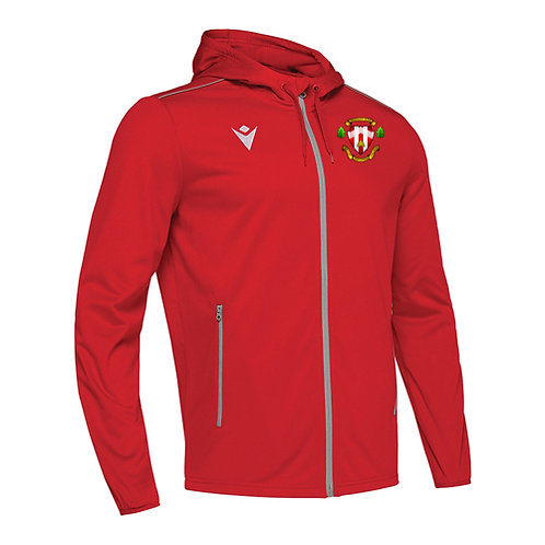Thackley AFC Freyr Hoody Full Zip Top Adult