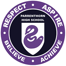 School Badge - Parrenthorn High School.p