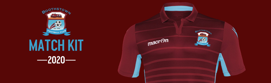 Club Shop Images - Boothstown FC - Worki