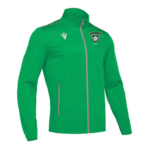 Golcar United Nemesis Full Zip Top Green Adult