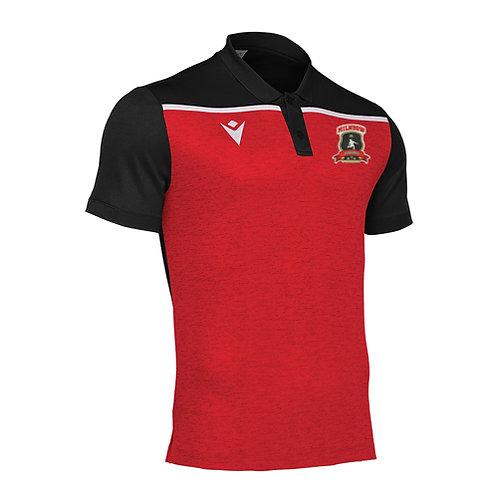 Milnrow Juniors Jumeirah Polo Shirt Adult
