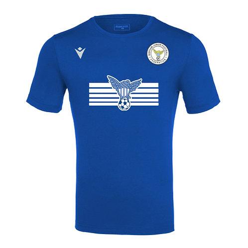 BJFF Boost T-Shirt Blue Adult
