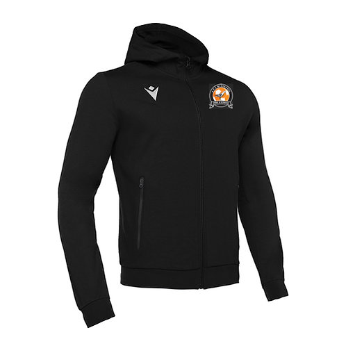 AFC Blackpool Cello Full Zip Hooded Sweatshirt Adult