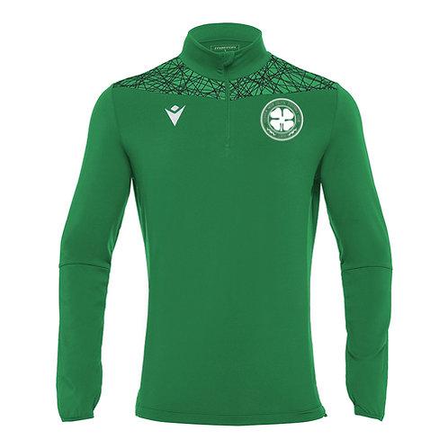 Cleator Moor Celtic FC Tiber 1/4 Zip Top Adult