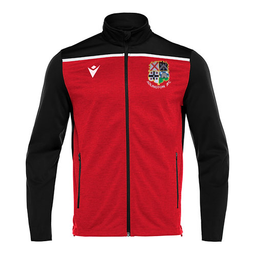 Adlington JFC Gea Full Zip Top Junior