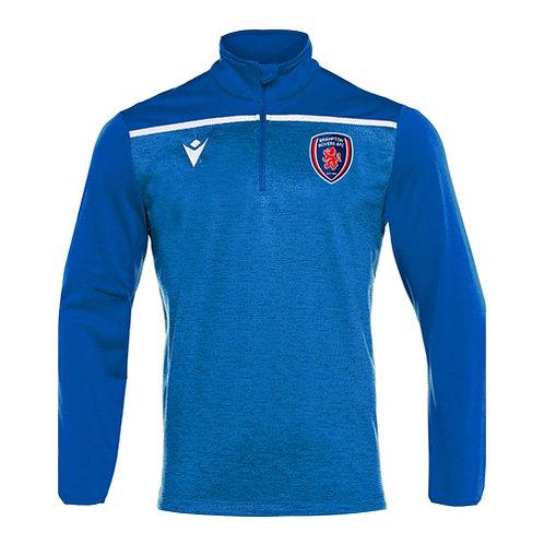 Brampton Rovers AFC Rhine 1/4 Zip Top Junior