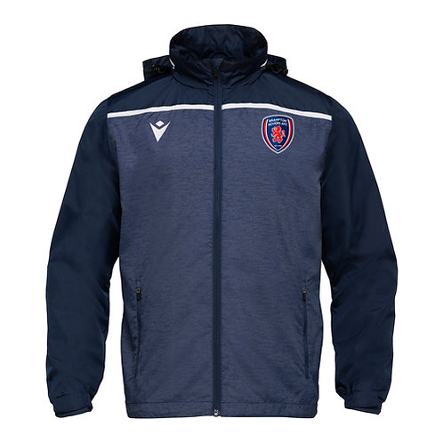 Brampton Rovers AFC Coach Tully Waterproof Jacket Adult