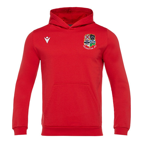 Adlington JFC Banjo Cotton Hoodie Adult