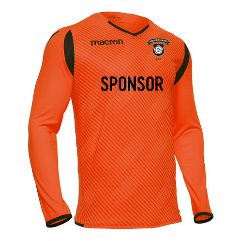 Golcar United Hercules GK Match Shirt Junior