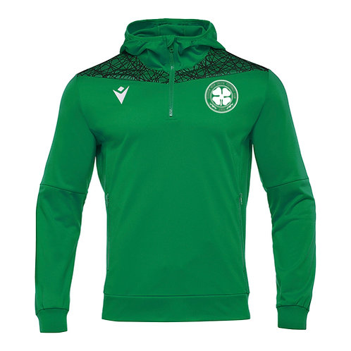 Cleator Moor Celtic FC Ishtar 1/4 Zip Hoodie Adult