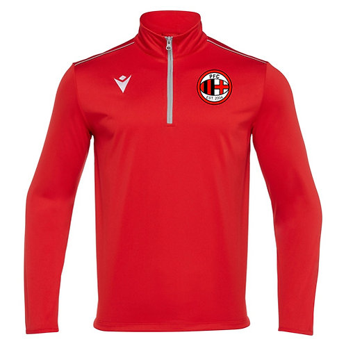 Pennine FC Havel 1/4 Zip Top Junior