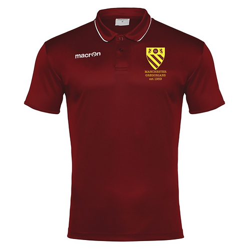 Manchester Gregs Draco Polo Shirt