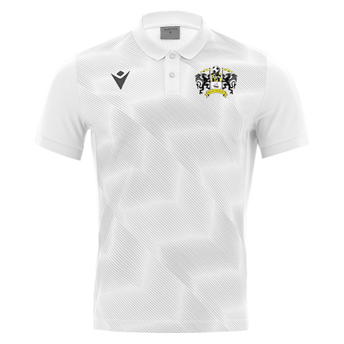 Eccles United Thavil Polo Shirt Adult