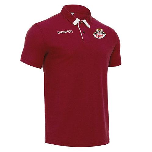Sedgley Tigers Swing Polo Shirt Claret Adult