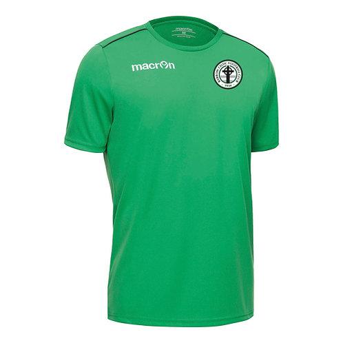 Barrow Celtic Rigel Training Shirt Green Junior