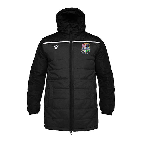 Adlington JFC Coach Vancouver Padded Coat Adult