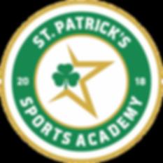 Club Badge - St. Patrick's Sports Academ