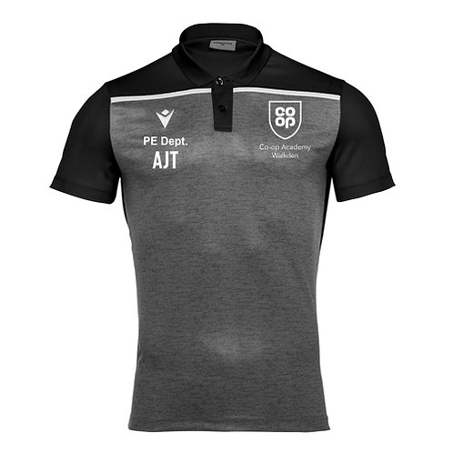 Co-op Academy Walkden Jumeirah Polo Shirt Adult