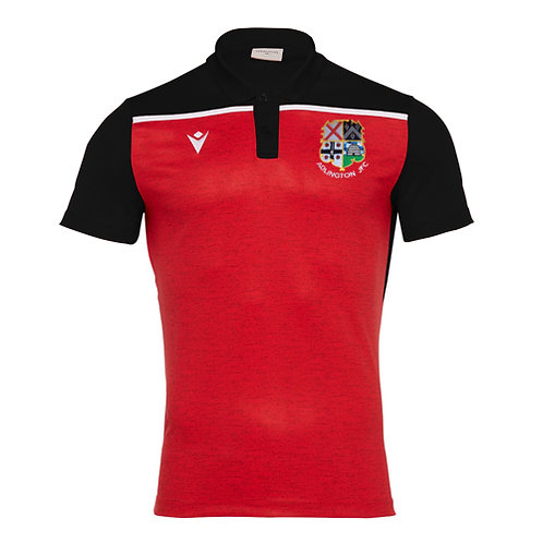 Adlington JFC Jumeirah Polo Shirt Adult