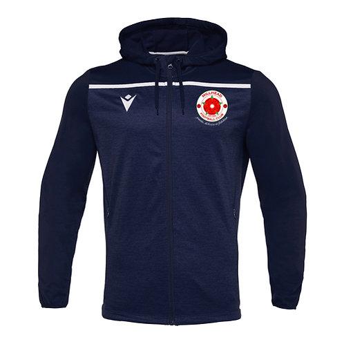 Millhead FC Aether Hoody Full Zip Top Adult