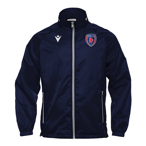 Brampton Rovers AFC Coach Praia Hero Shower Jacket Adult