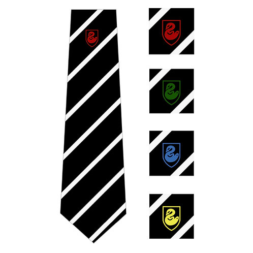 Parrenthorn Lower School Tie