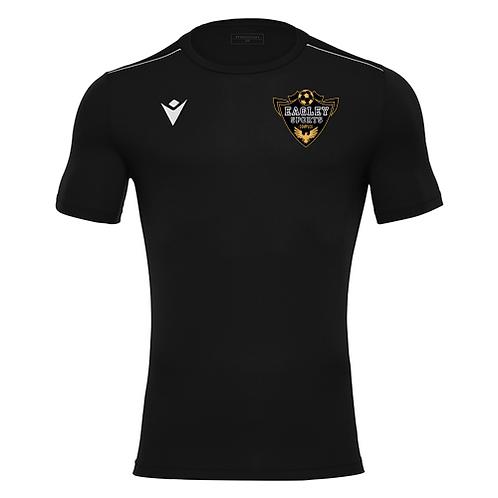 Eagley FC Rigel Black Training Shirt Adult