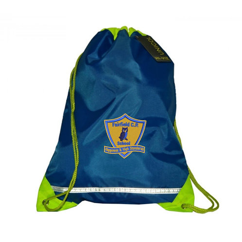 Fairfield Drawstring PE Bag