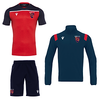 Bury C.C. Training Bundle Adult