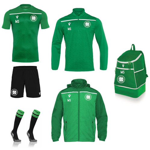 Cleator Moor Celtic FC TL Campione Training Bundle Junior