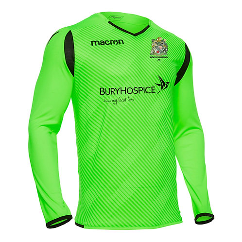 RBJFC Hercules Home GK Match Shirt Junior