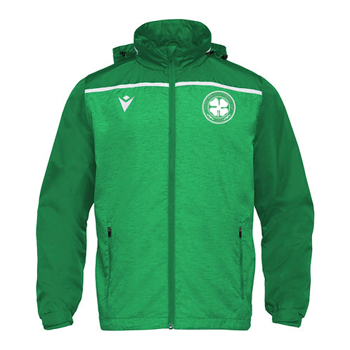 Cleator Moor Celtic FC Tully Waterproof Jacket Adult