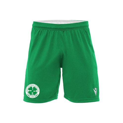 Cleator Moor Celtic FC Tempel Home Short Junior
