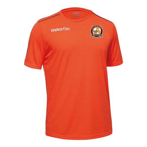 AFC Blackpool Rigel Training Shirt Orange Adult