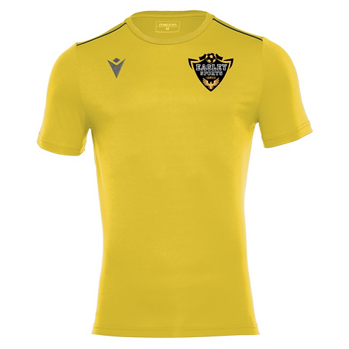 Eagley FC Rigel Yellow Training Shirt Junior