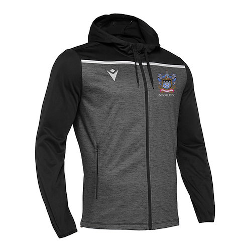 Bootle FC Aether Hoody Full Zip Top Adult