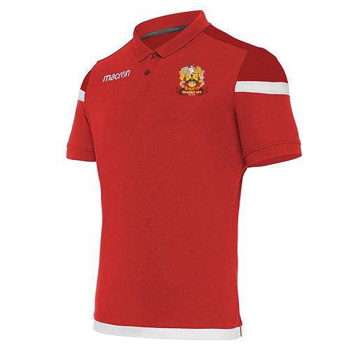 Silsden Supporters Shofar Polo Shirt Junior