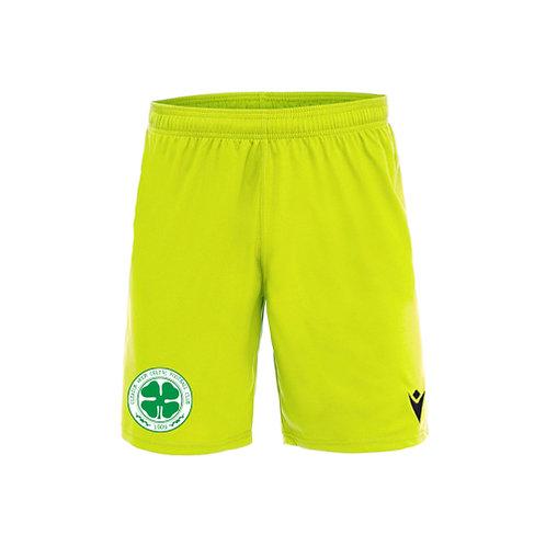 Cleator Moor Celtic FC Mesa GK Home Short Junior