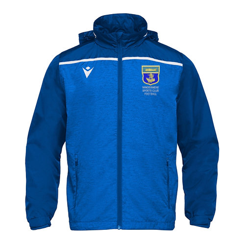 Windermere SC Football Tully Waterproof Jacket Adult